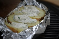 Recipe in all recipes named Ricotta stuffed potatoes